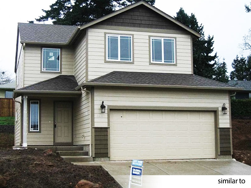 New homes for sale in Albany, Oregon - 1384 sq.ft. home