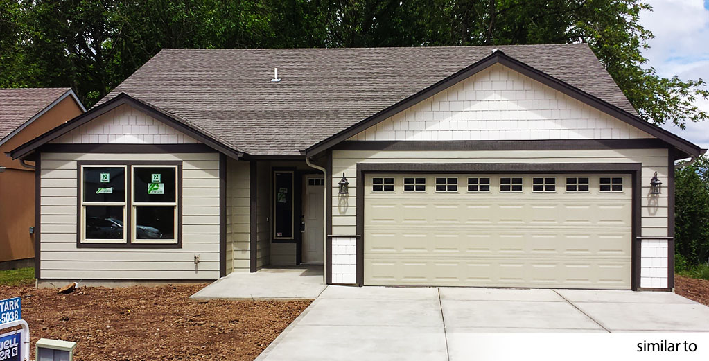 New homes for sale in Albany, Oregon - 1394 sq.ft. home