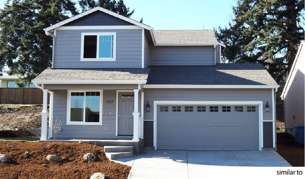 New homes for sale n Albany, Oregon - 1499 sq.ft. home